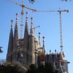barcelona citytrip sagrada familia