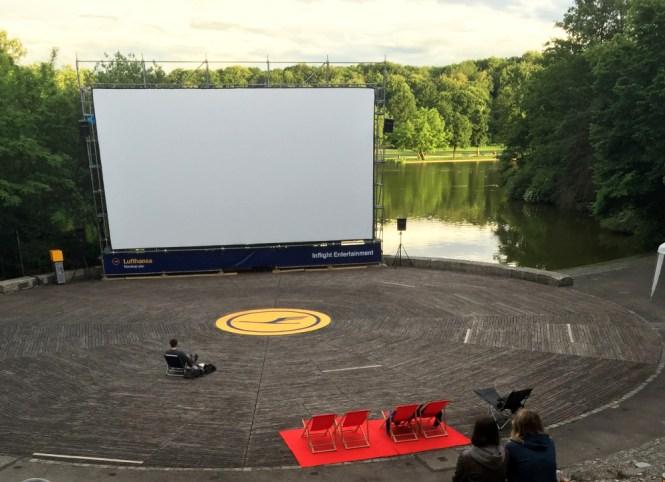 open air Kino münchen mond und sterne westpark