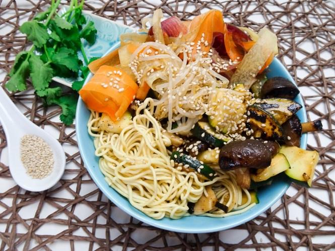 asia bowl rezept vegetarisch