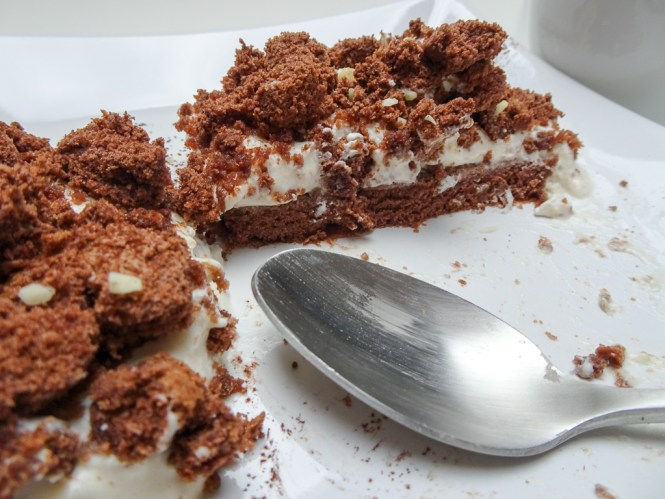 Mini Maulwurfkuchen ohne Gelatine