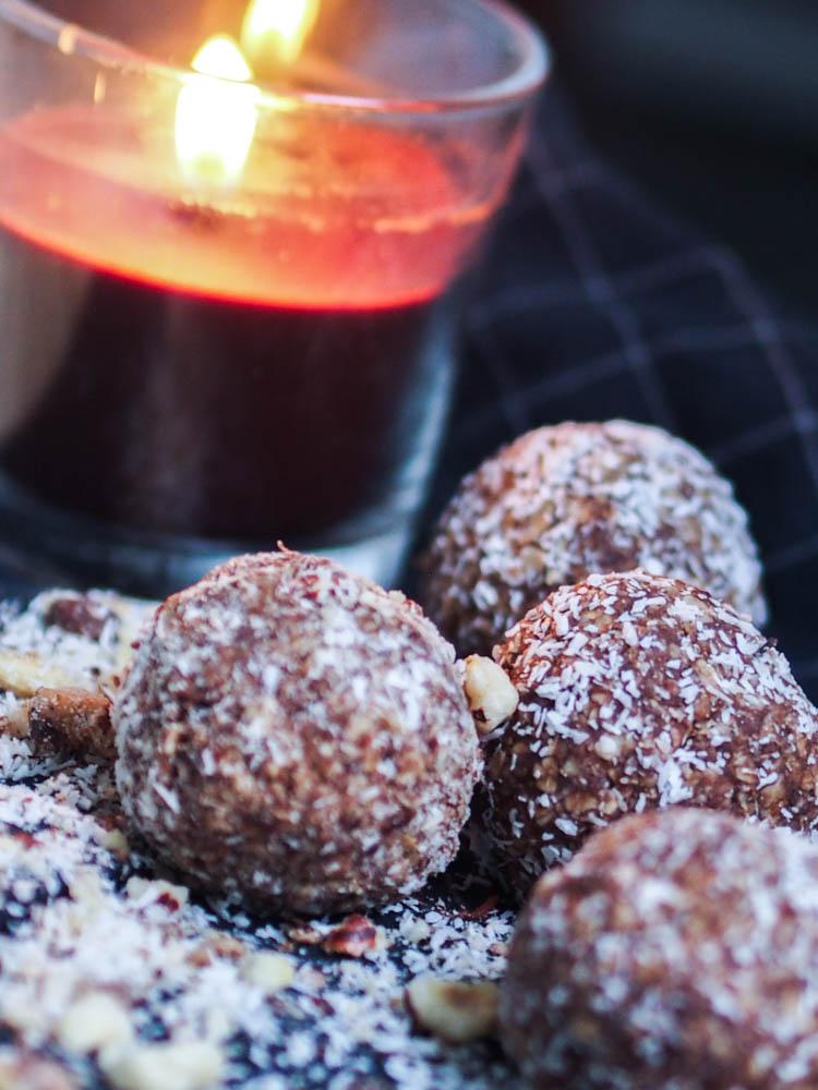Vegane Schwedische Chokladbollar