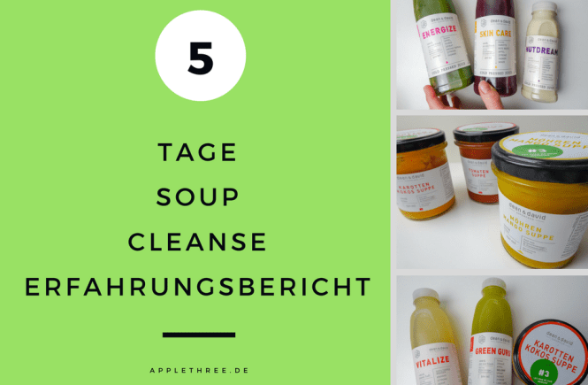 5 tages soup cleanse