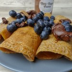 xucker challenge crepes vegan