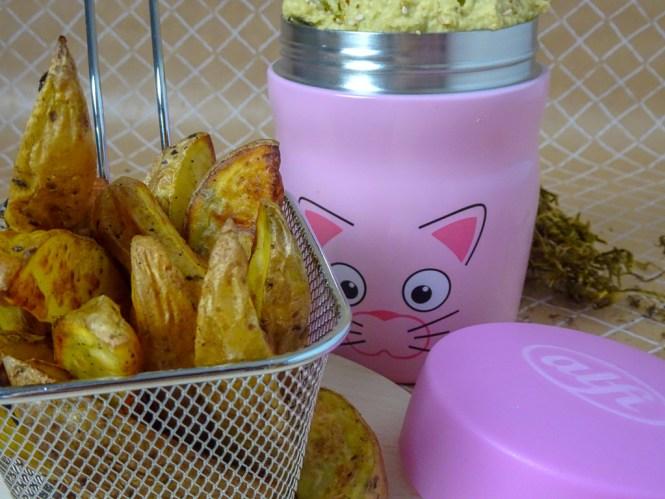 Hummus selber machen - Veganer Avocado Hummus