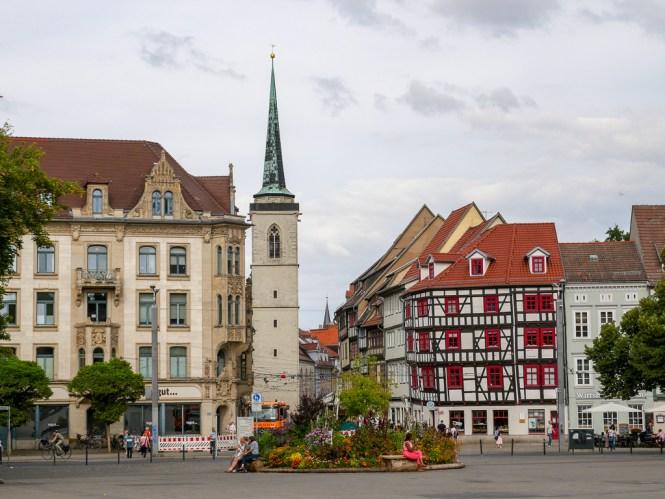 Erfurt Stadtführung Erfurt Sehenswürdigkeiten