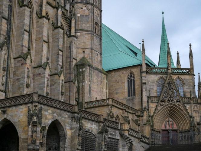 Erfurter Dom Erfurt Sehenswürdigkeiten