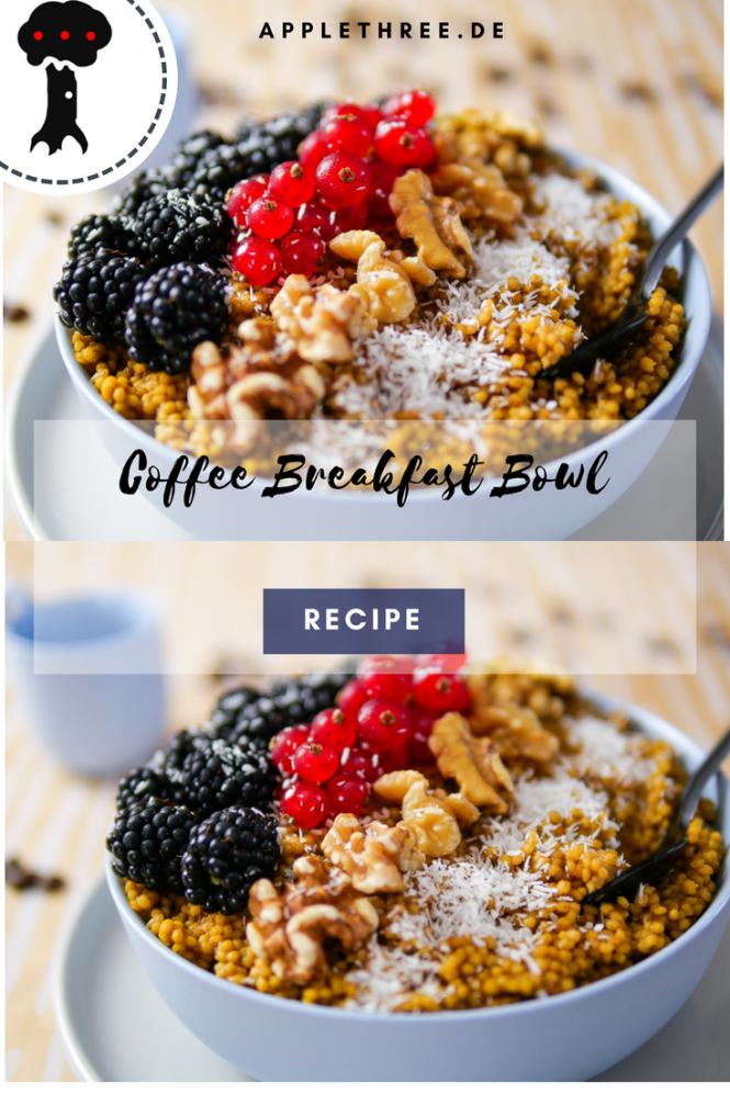 Coffee Breakfast Bowl