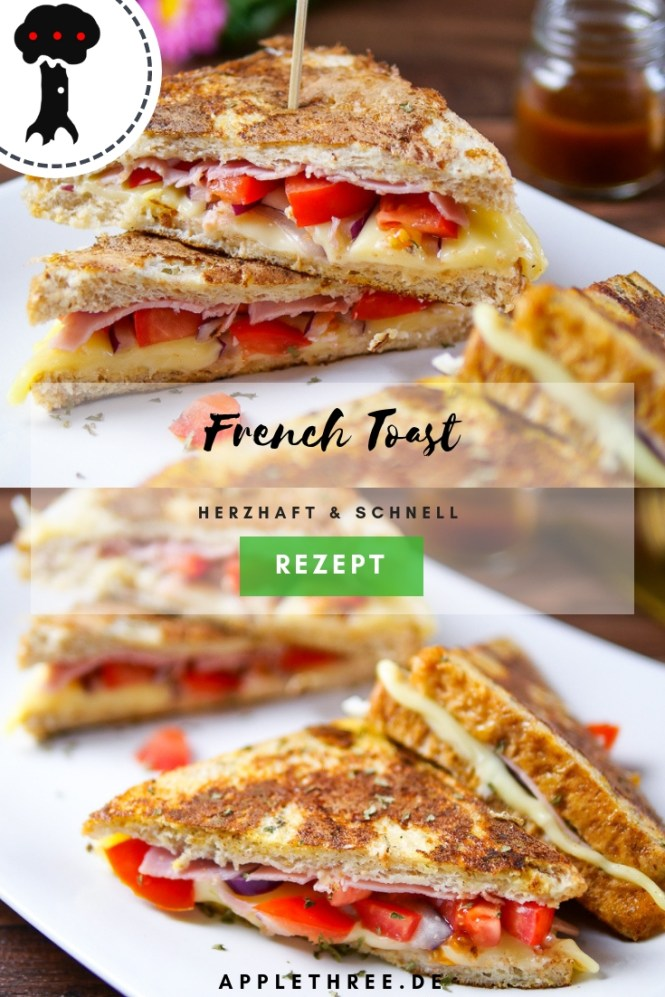 French Toast herzhaft