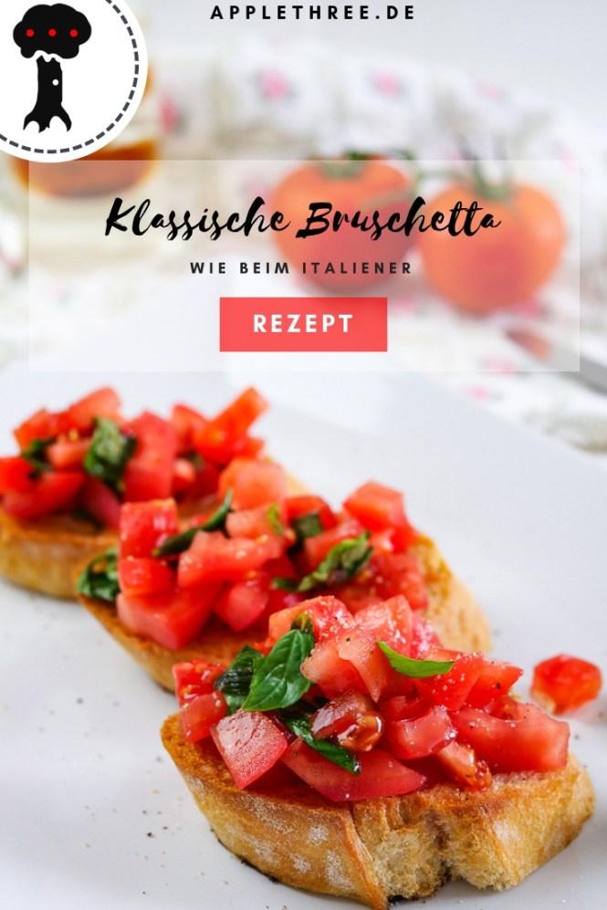 Bruschetta Rezept klassisch