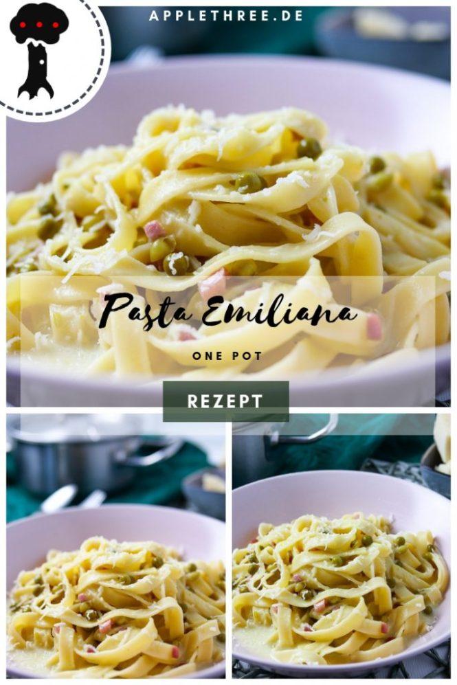 Pasta Emiliana One Pot