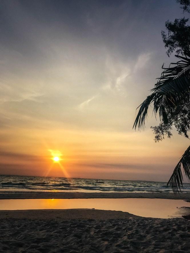 2 Wochen Reiseroute Kambodscha