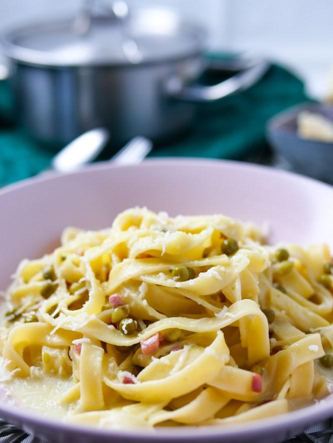 one pot Pasta Emiliana