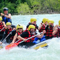 Isar Rafting Deutschland - Sport Piraten