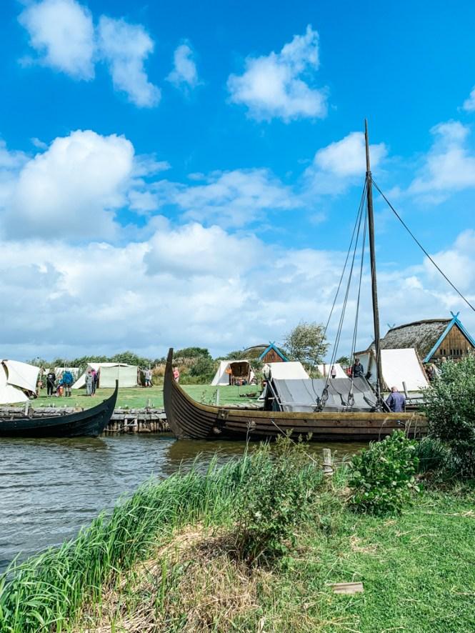 dänemark sehenswürdigkeiten bork vikingehavn