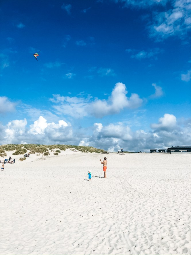 dänemark henne strand
