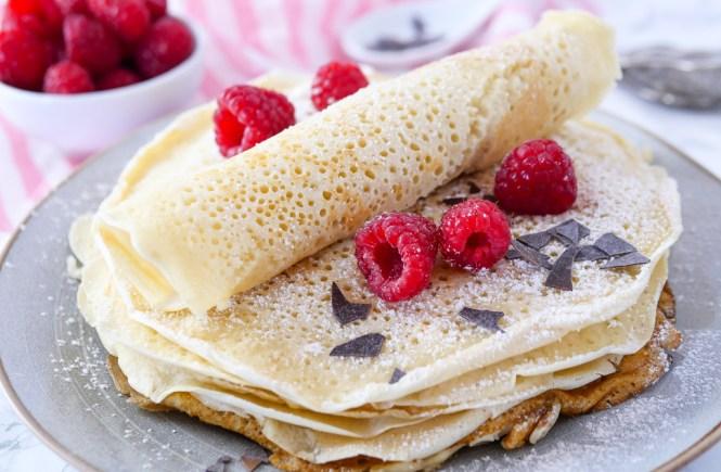 pfannkuchen ohne ei