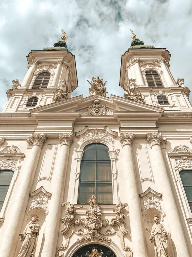 graz österreich mariahilferkirche