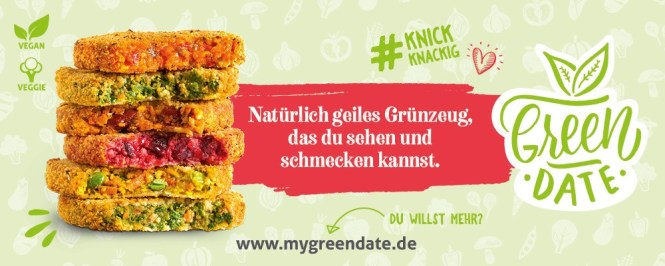 greendate superfood grünzeug vegan biss