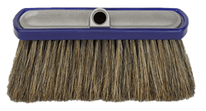 Hog's Hair Foaming Brush Violet Bumper