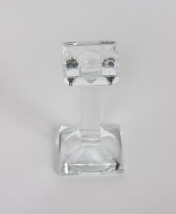 D145: Glass Candlestick