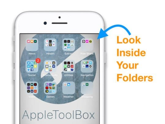How-To Find Missing or Hidden Apps on iPhone or iPad ...