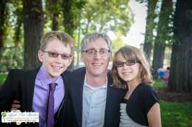 Grant Park Rose Garden Chicago Wedding-12