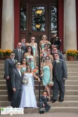 Radisson Hotel Merrillville Wedding19