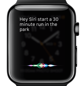 Apple Watch Siri