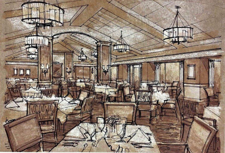 Dining Room Rendering (2)