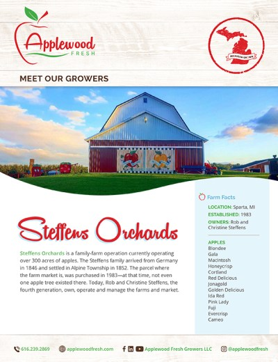 Steffens Orchards