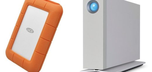 LaCie Rugged a d2