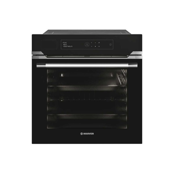 Hoover HOZP0447BI H-OVEN 700 EXTRA Multifunction Electric Built-in Single Oven With Added Steam - Black