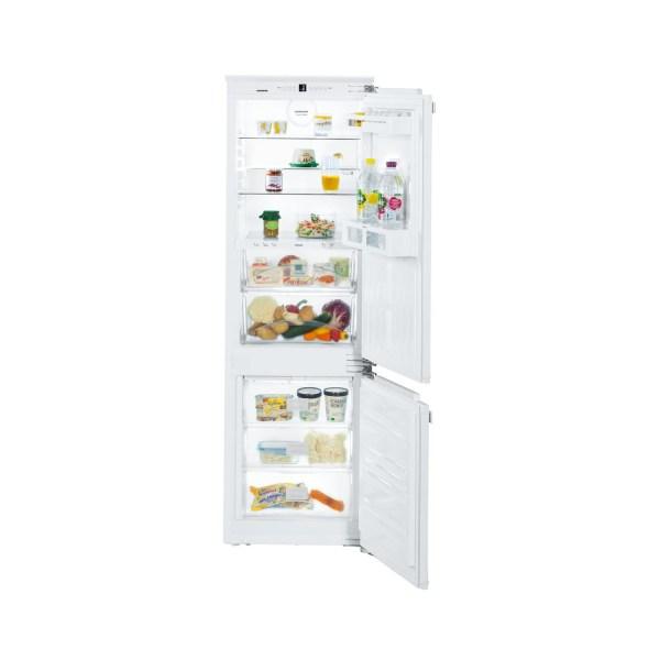 Liebherr ICBN3324 BioFresh NoFrost 60-40 Integrated Fridge Freezer - Door on Door