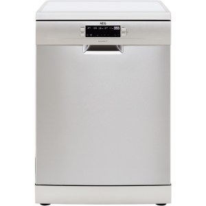 AEG FFB53940ZM Free Standing Dishwasher in Stainless Steel