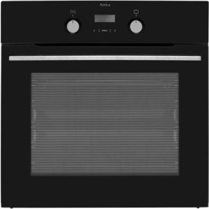 Amica 11433TSB Integrated Single Oven in Black