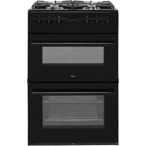 Amica AFD6450BL Free Standing Cooker in Black