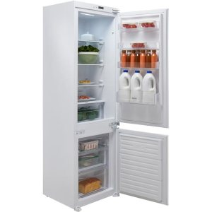 Baumatic BRCIF3180E Integrated Fridge Freezer Frost Free in White