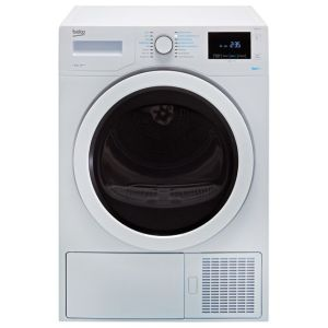 Beko DPH8744W Free Standing Heat Pump Tumble Dryer in White