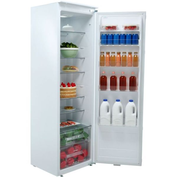 Candy CFLO3550E/1K Integrated Larder Fridge in White