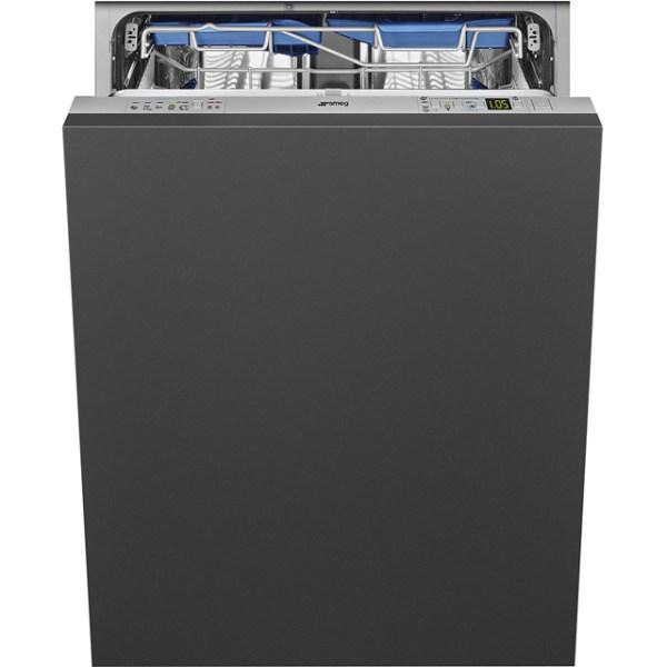 Smeg DI13TF3 Integrated Dishwasher in Silver