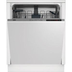 Beko DIN26410 Integrated Dishwasher in Silver