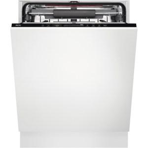 AEG FSS62737P Integrated Dishwasher in Black