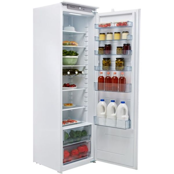 Hisense RIL391D4AW1 Integrated Larder Fridge in White
