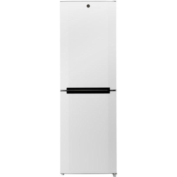 Hoover HMNB6182W5K Free Standing Fridge Freezer Frost Free in White