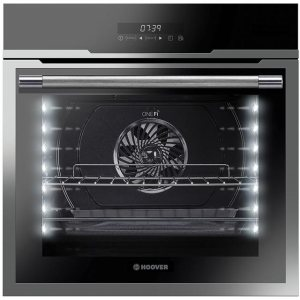 Hoover H-OVEN 500 PLUS HOZ7173IN Integrated Single Oven in Stainless Steel