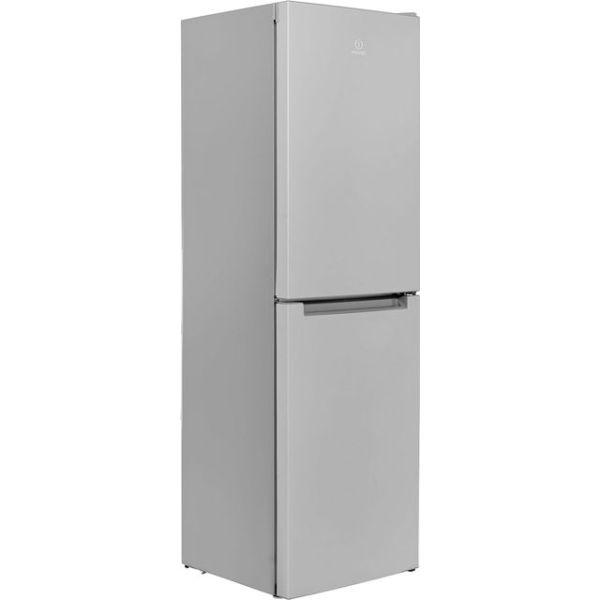 Indesit LD85F1S.1 Free Standing Fridge Freezer Frost Free in Silver