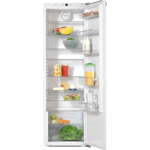 Miele K37222iD Integrated Larder Fridge in White
