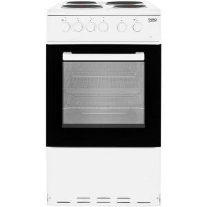 Beko KS530W Free Standing Cooker in White