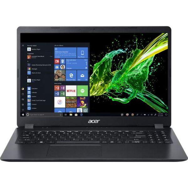 Acer NX.HF9EK.01A Laptop in Black