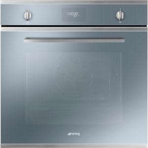 Smeg Cucina SFP6401TVS1 Integrated Single Oven in Silver